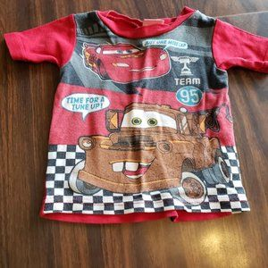 Disney/Pixar Cars t-shirt 18m